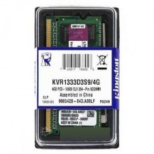 Ram laptop kingston 4g buss 1333